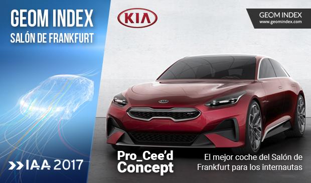 El mejor coche del Salón de Frankfurt 2017 es coreano