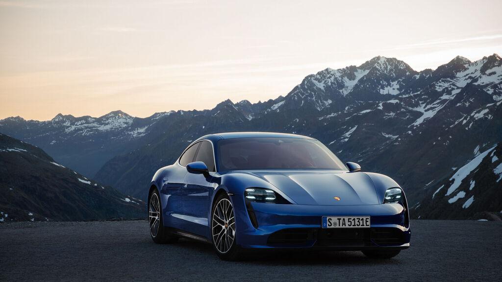 Los coches eléctricos suponen el 17 % de las preferencias de los internautas
